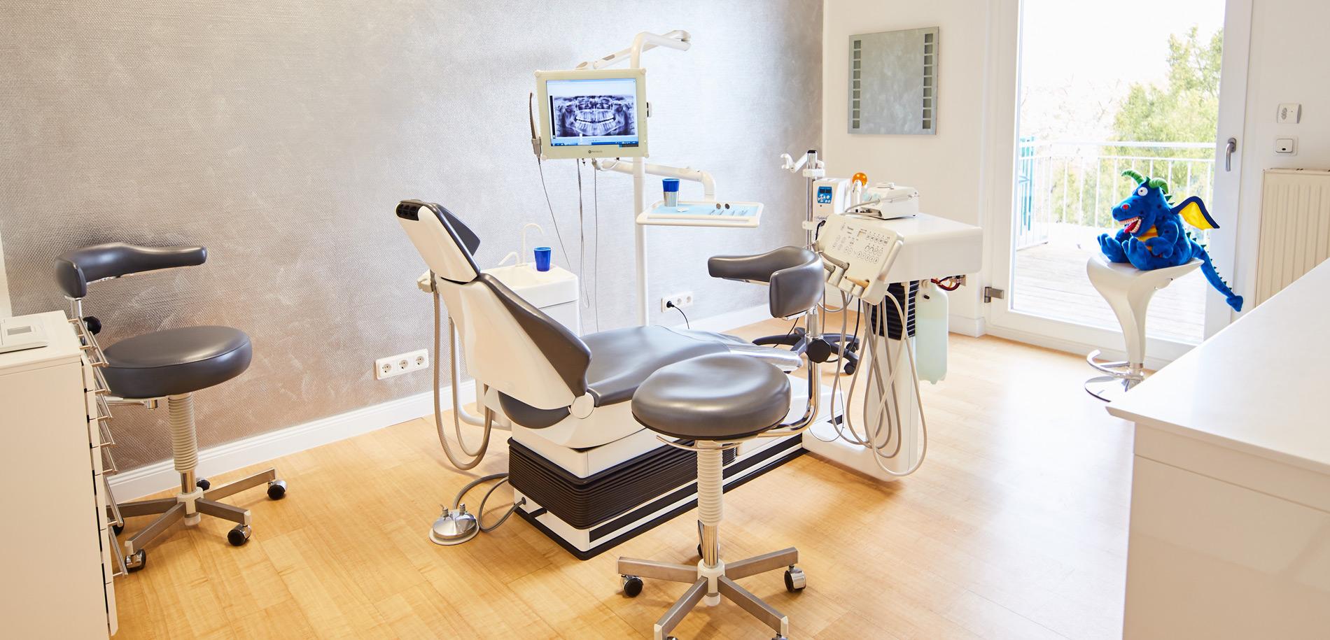 Zahnarztpraxis  Zahnrhein in Walluf - Recallsystem 1