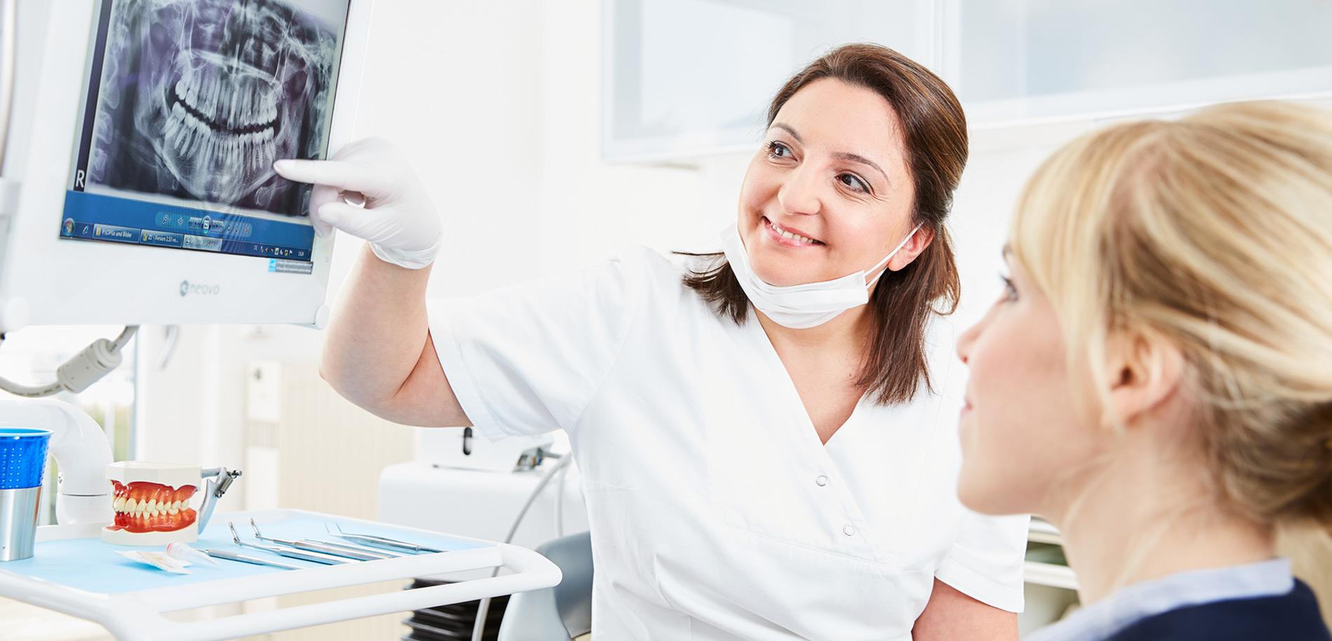 Zahnarztpraxis  Zahnrhein in Walluf - Parodontitisbehandlungen 1