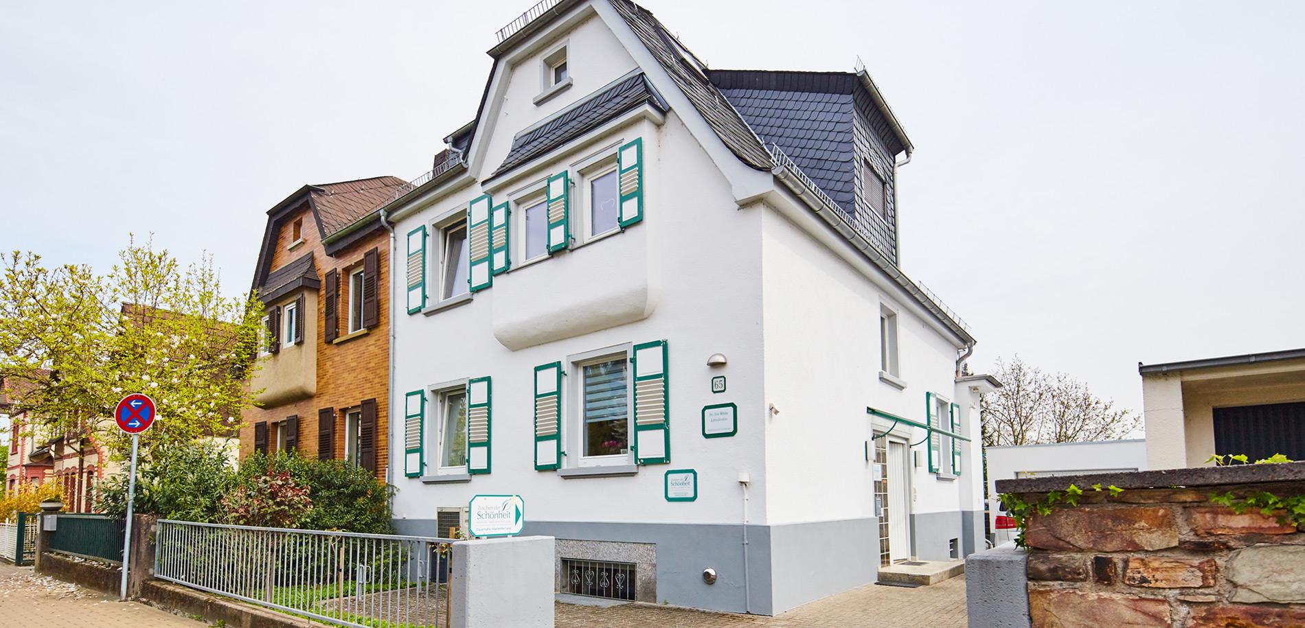 Zahnarztpraxis  Zahnrhein in Walluf - Wir sind eine Ausbildungspraxis 1