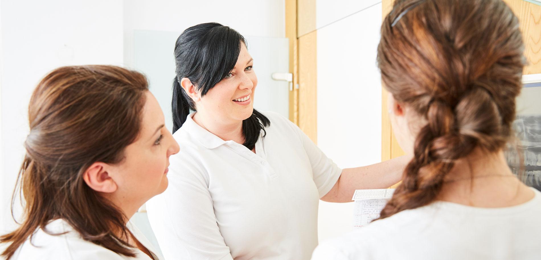 Zahnarztpraxis  Zahnrhein in Walluf - Funktionstherapie 1