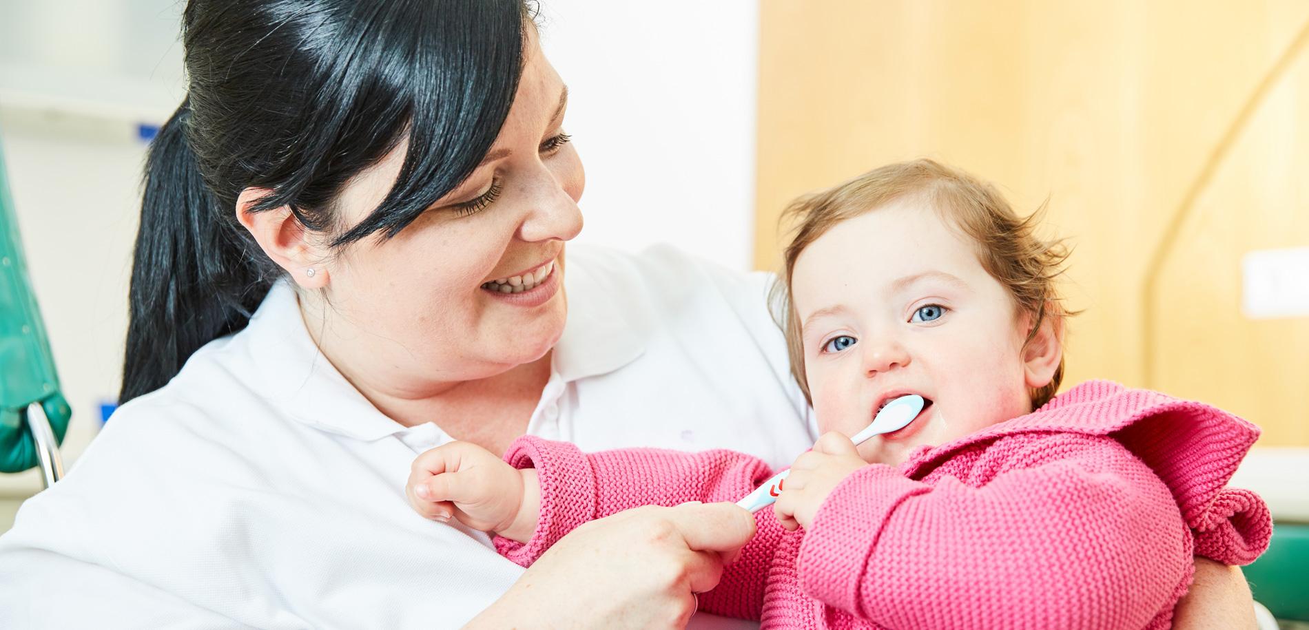 Zahnarztpraxis  Zahnrhein in Walluf - Kinderbehandlung 3